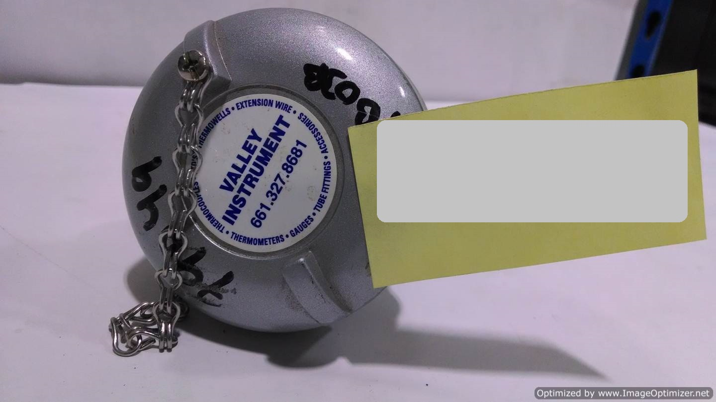 Image VALLEY INSTRUMENTAL SERVICE VIS2503162JU1150(S)2012FE Thermocouple (Lot Of 5) 678616