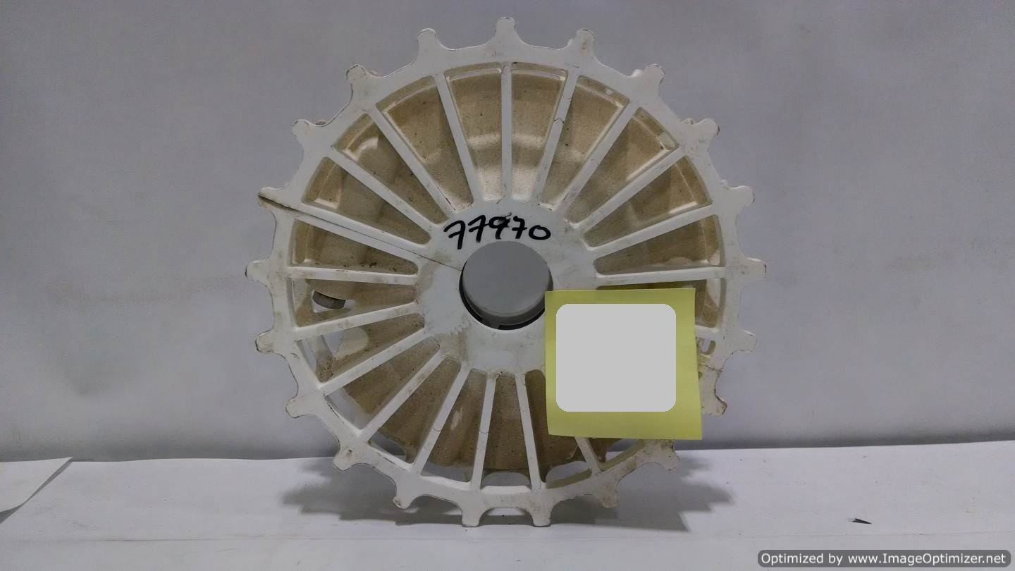 Image BASTIAN MATERIAL HANDLING DA4201-4.94 Sprocket (price is per each QTY Avail. 16) 678617