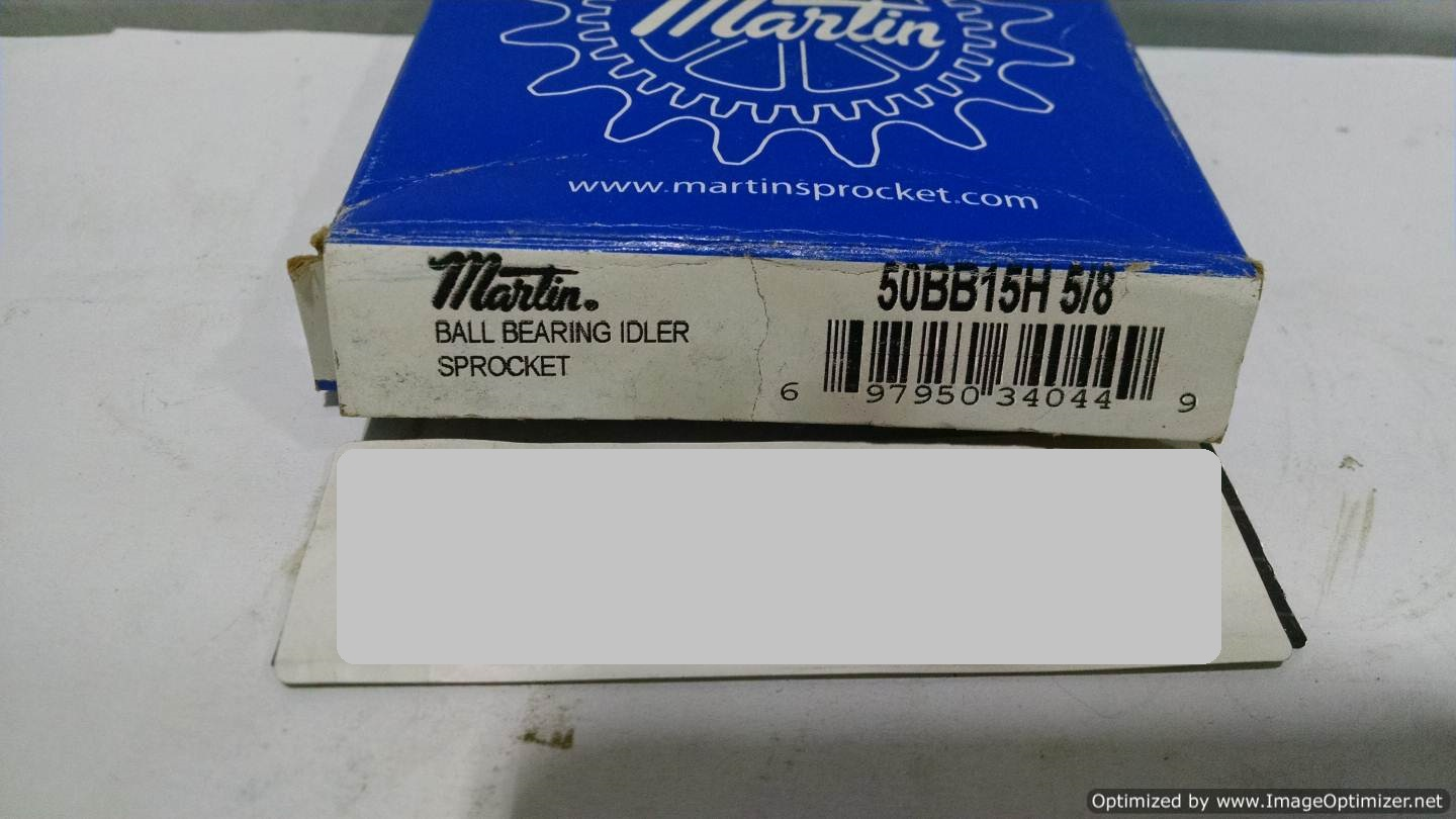 Image MARTIN 50BB15H Sprocket (Lot Of 19) 678644