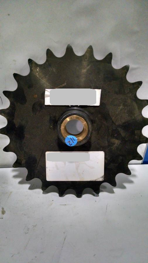 Image ANEX C2082B22-KHDT Sprocket (Lot Of 2) 678649