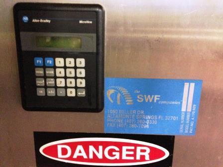 Image SWF MCDOWELL 201 RH Case Erector 679735