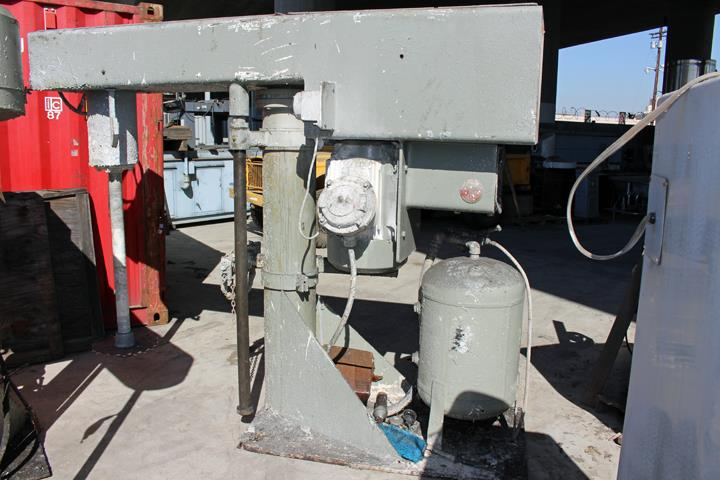 Image 50 HP MYERS Disperser 679805