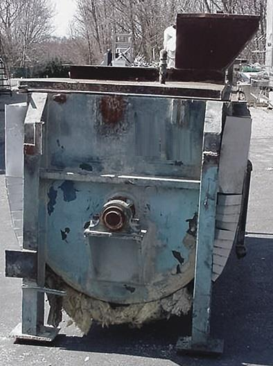 Image 80 Cu.Ft. Steel, Jacketed, Insulated Single Ribbon Blender 1386060