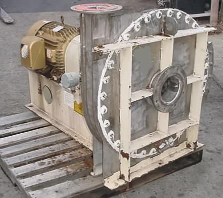 Image BUFFALO FORGE Stainless Steel Pressure Blower 679856