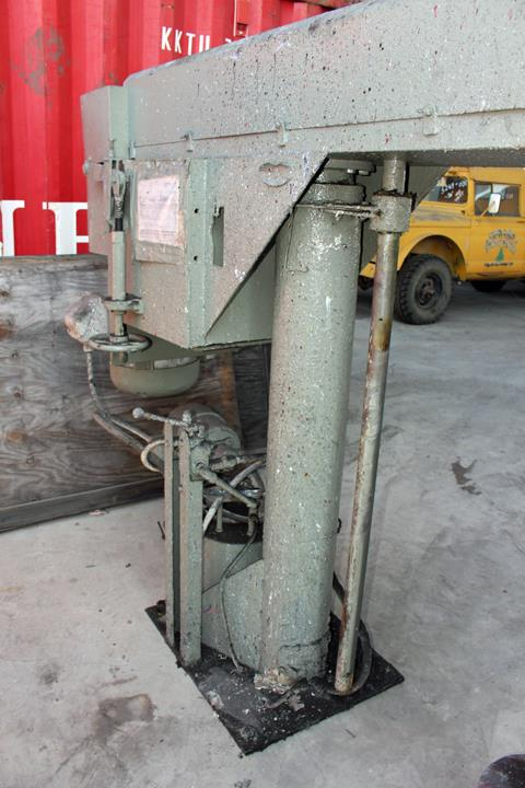 Image 25 HP COWLES Disperser 679855