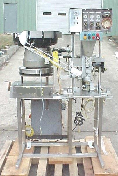 Image KALISH Single Head Auto Capper 679893