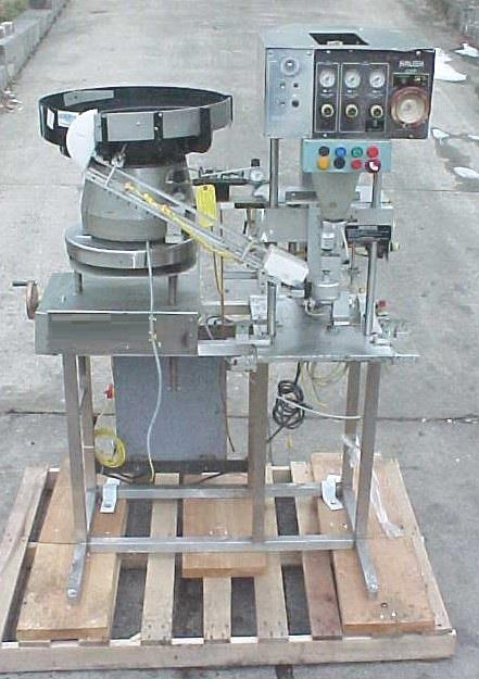 Image KALISH Single Head Auto Capper 962132