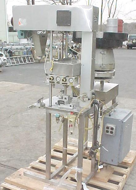 Image KALISH Single Head Auto Capper 962135