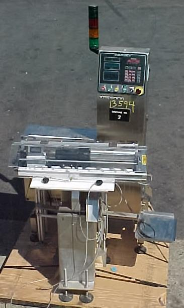 Image RAMSEY ICORE Pharmaceutical Grade Check Weigher 1077320