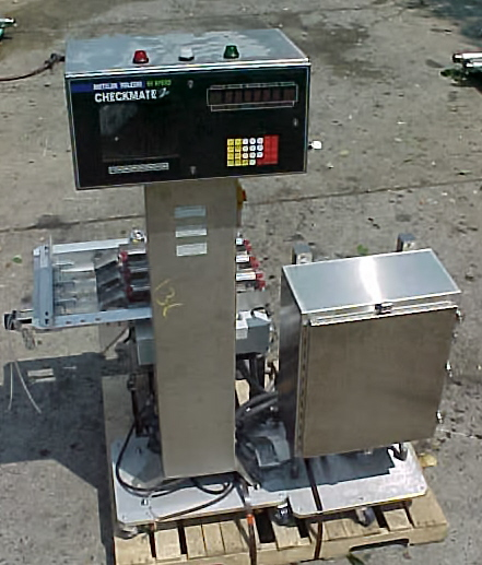 Image METTLER-TOLEDO Hi Speed Checkmate 2 Multi Lane Check Weigher 679881