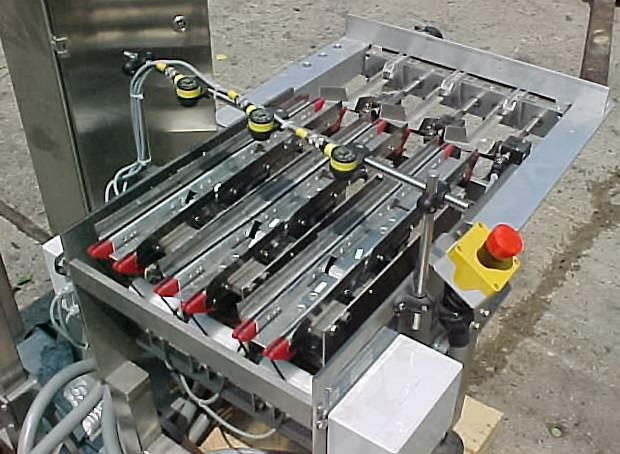 Image METTLER-TOLEDO Hi Speed Checkmate 2 Multi Lane Check Weigher 749656