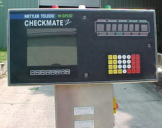 Image METTLER-TOLEDO Hi Speed Checkmate 2 Multi Lane Check Weigher 749657