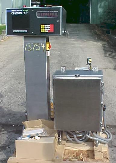 Image METTLER-TOLEDO Hi Speed Checkmate 2 Multi Lane Check Weigher 749660