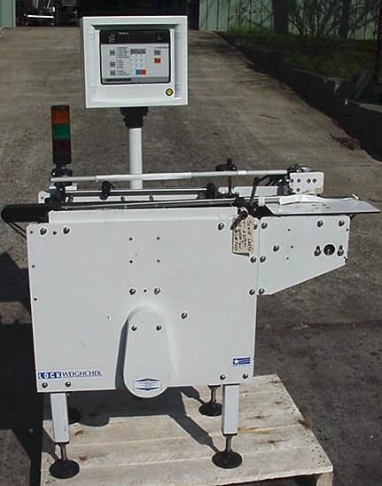 Image LOCK Weighchek Conveyorized Check Weigher 679901
