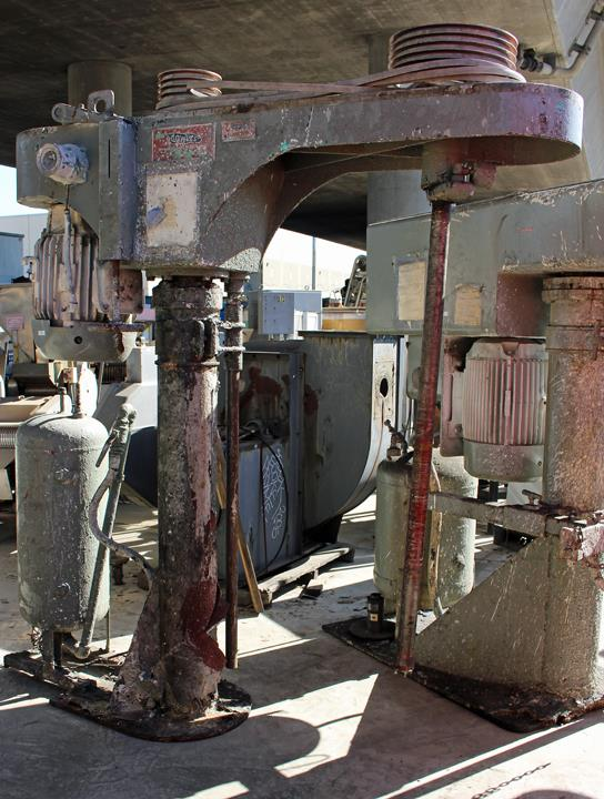 Image 50 HP COWLES Disperser 679940