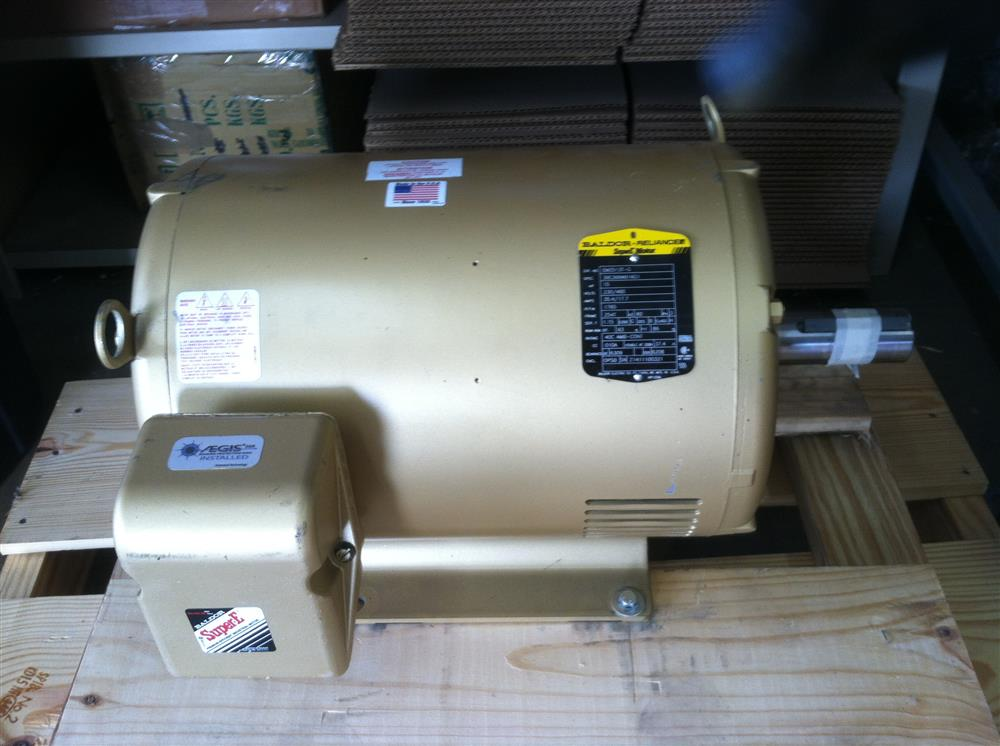Image BALDOR Reliance SuperE  Electric Motor 679951
