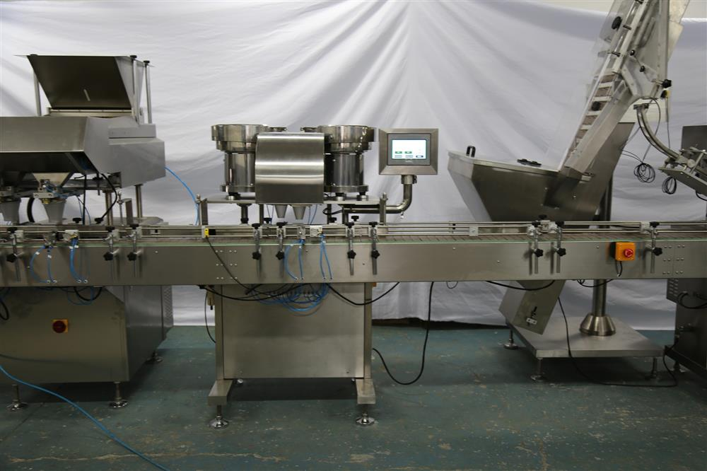 DI-200A Automatic Two Heads Desiccant Inserter