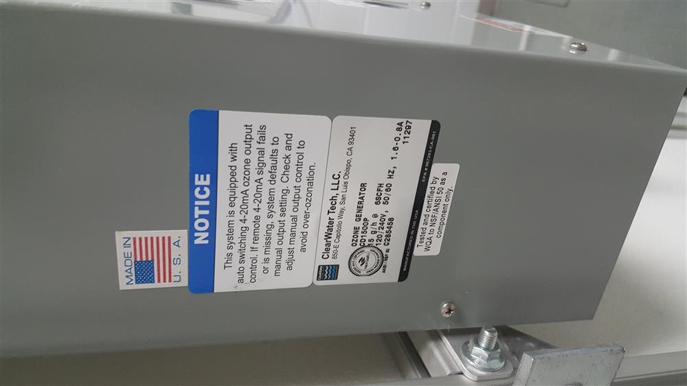Image Norland Ozone Generator 680017