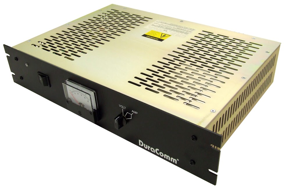 DURACOMM RLP-1048 Heavy Duty AC to DC Power Supply (New)