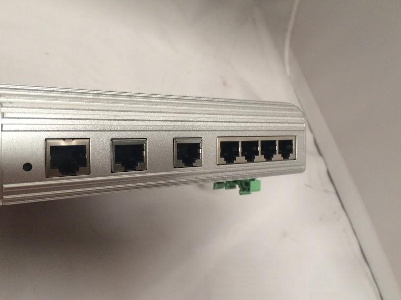 Image KORENIX JetNet 4706 Industrial PoE Switch (Good) 680228