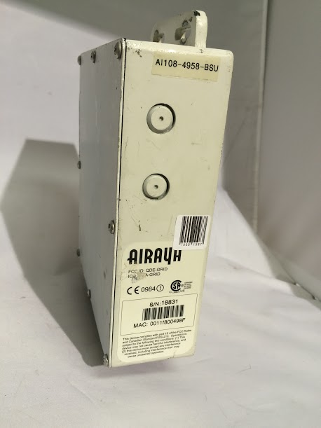 Image AIRAYA A 108-4958-OSU Outdoor Subscriber Unit (Good) 680233