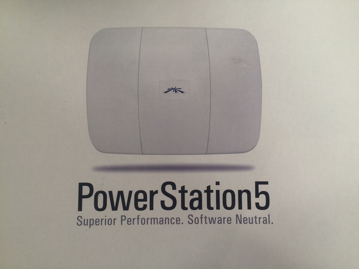 Image POWERSTATION 5  PS5-22V Outdoor Wireless Platform (New) 680249