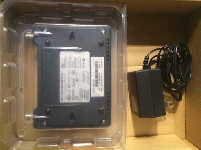 Image CISCO Aironet Workgroup Bridge 340 & 350 Series 680253
