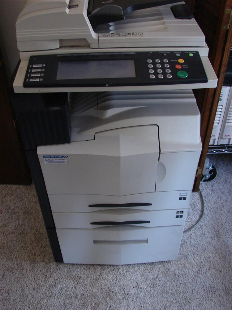 Image KYOCERA 3530 Copier/Scanner/Printer with Fax 680391