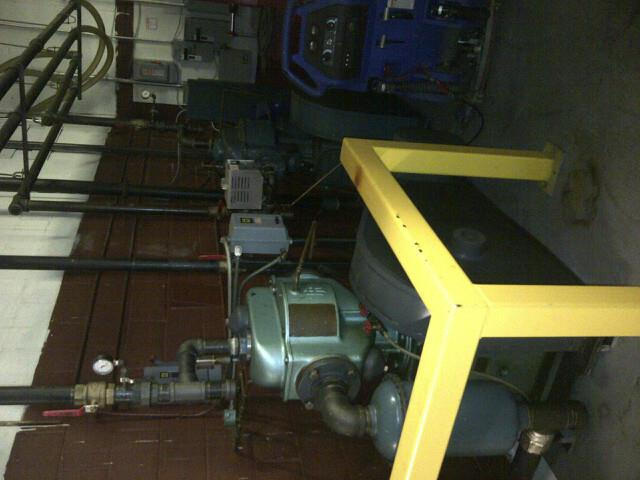Image CANCO 006 Can Seamer With Vacuum Pump 1120274