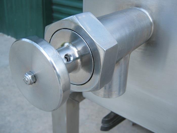 Image LEGION SKG 15-9 Gas Skittle Tilt Skillet Kettle 680738