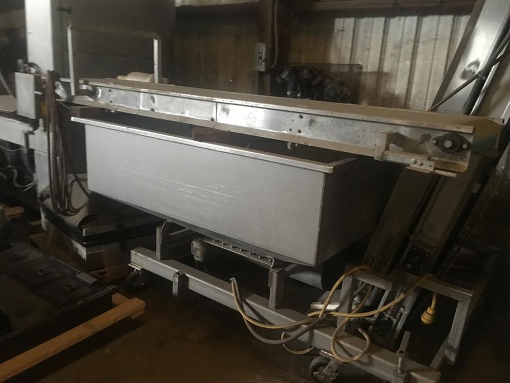 Image 1600 LB OSHIKIRI HMP1600 Horizontal Bar Mixer 845587