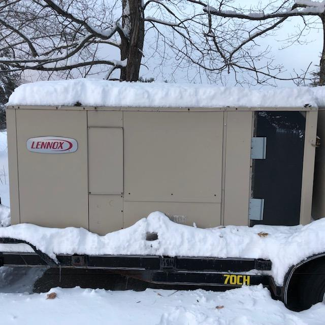 Image 10 Ton LENNOX TCA120S2BN1G Air Conditioner 1362231