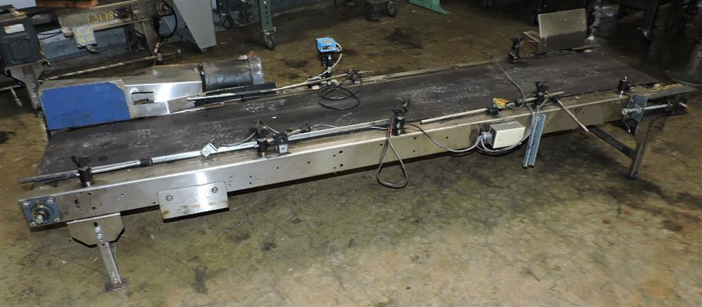 Image 15 W X 90 L Belt Conveyor 774521