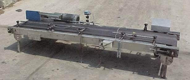 Image 15 W X 90 L Belt Conveyor 774517