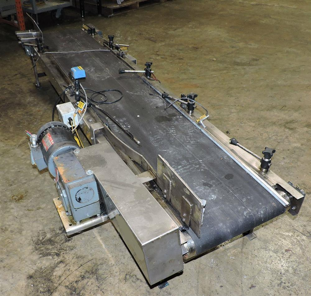 Image 15 W X 90 L Belt Conveyor 774519