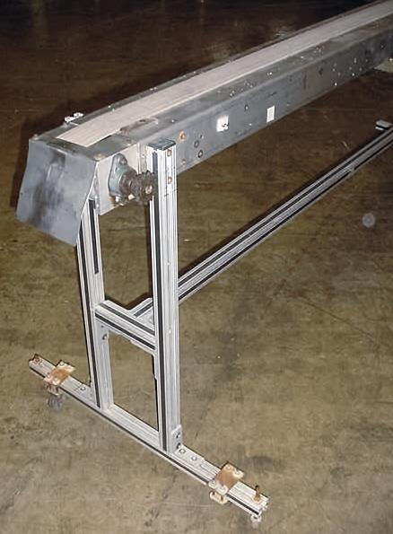 Image 3 W X 102 L Slider Type Belt Conveyor 754670