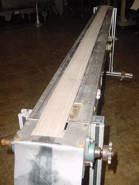 Image 3 W X 102 L Slider Type Belt Conveyor 754671