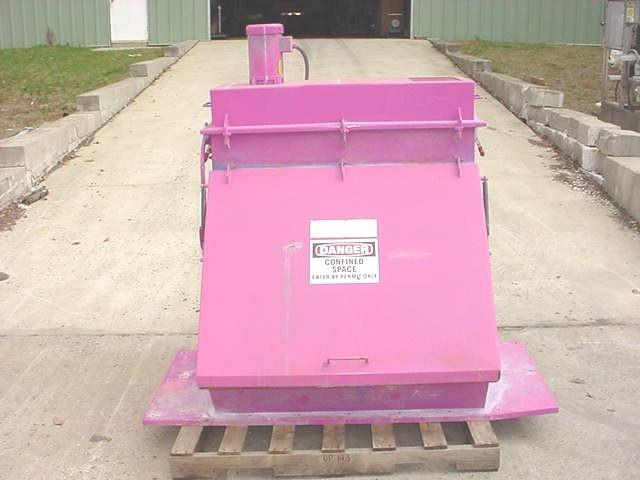 Image AMERICAN PROCESS SYSTEMS Dump Bin With Self Contained Cartridge Type Dust Collector 774496