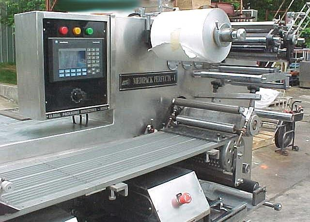 Image GLOBAL PACKAGING INDUSTRIES High Speed Tablet Blister Packager 738445