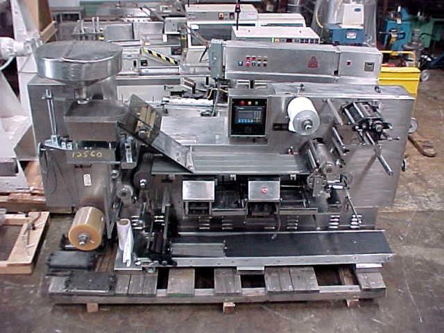 Image GLOBAL PACKAGING INDUSTRIES High Speed Tablet Blister Packager 738447