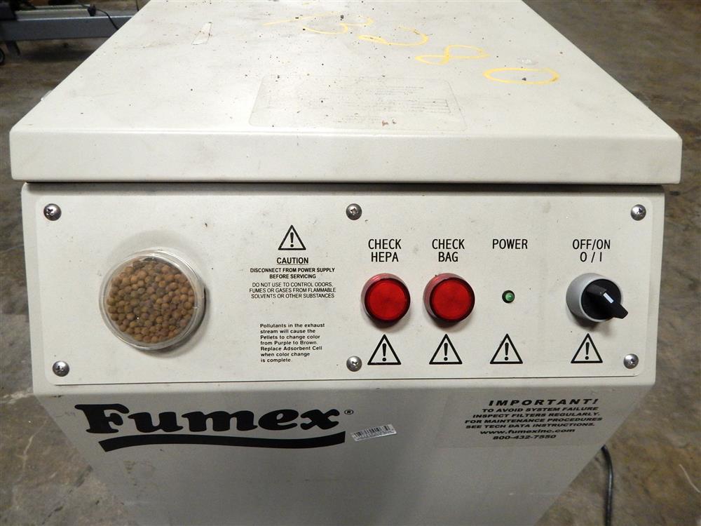 Image FUMEX FA2HD  Air Purifier 1375807