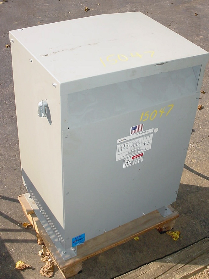 Image FEDERAL PACIFIC 75 Kva Step Up Transformer 680772