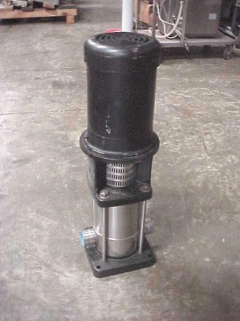 Image GRUNDFOS PUMP CORP In Line Vertically Configured Centrifugical Pump 680810