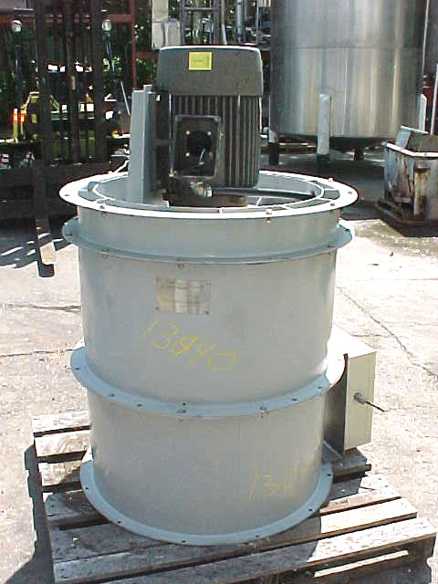 Image STROBIC AIR CORP Centrifugical Fume Exhauster Tri-Stack 680811