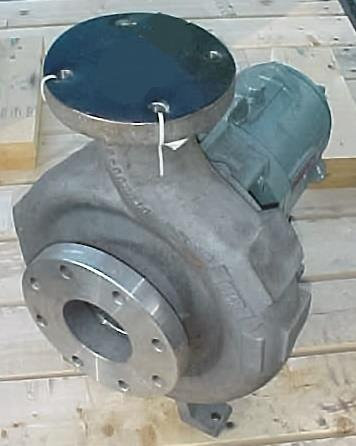 Image DURCO Flowserve Centrifugal Pump - Stainless Steel  748660