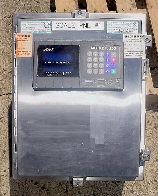 Image METTLER TOLEDO Eight Weigh Cell Scale System 1069730