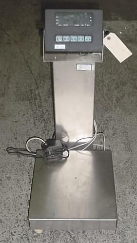 Image GSC SCALE Bench Top Stainless Steel Scale 1048460