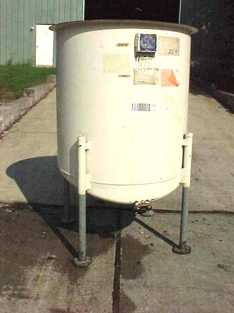 Image PFAUDLER 340 GAL Open Top Glass Lined Tank 680857