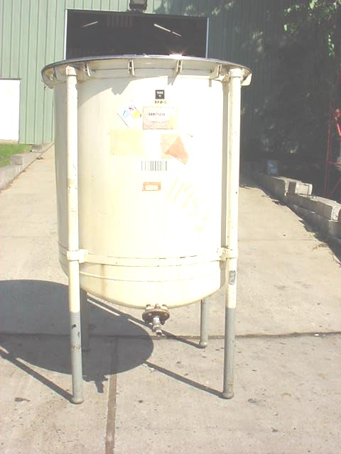 Image PFAUDLER 340 GAL Open Top Glass Lined Tank 680858