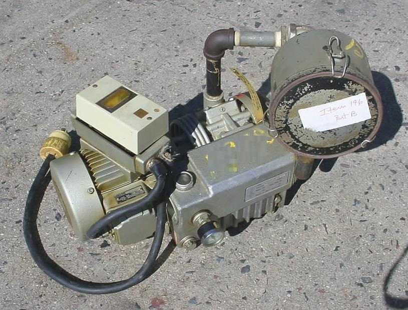 Image BUSCH  Rotary Vacuum Pump 789777